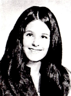 Rebecca in 1971