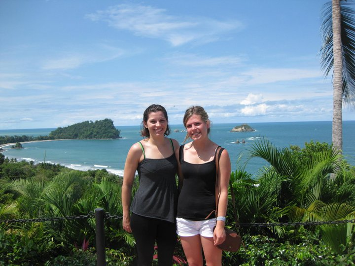 Baby Boomer Travel   Costa Rica   2 young women traveling together