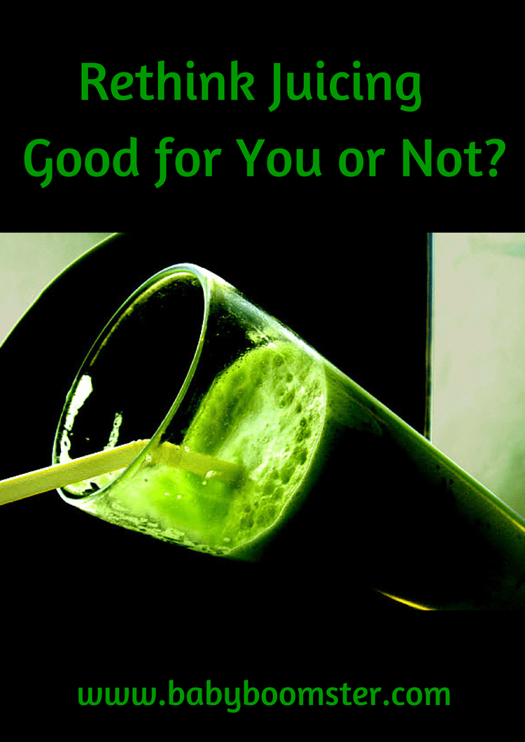 Rethink Juicing Good for You or Not-