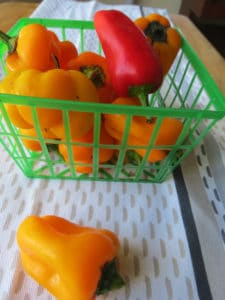 Bell Peppers Mini