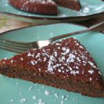 Baby Boomer Recipes | Chocolate Almond Torte