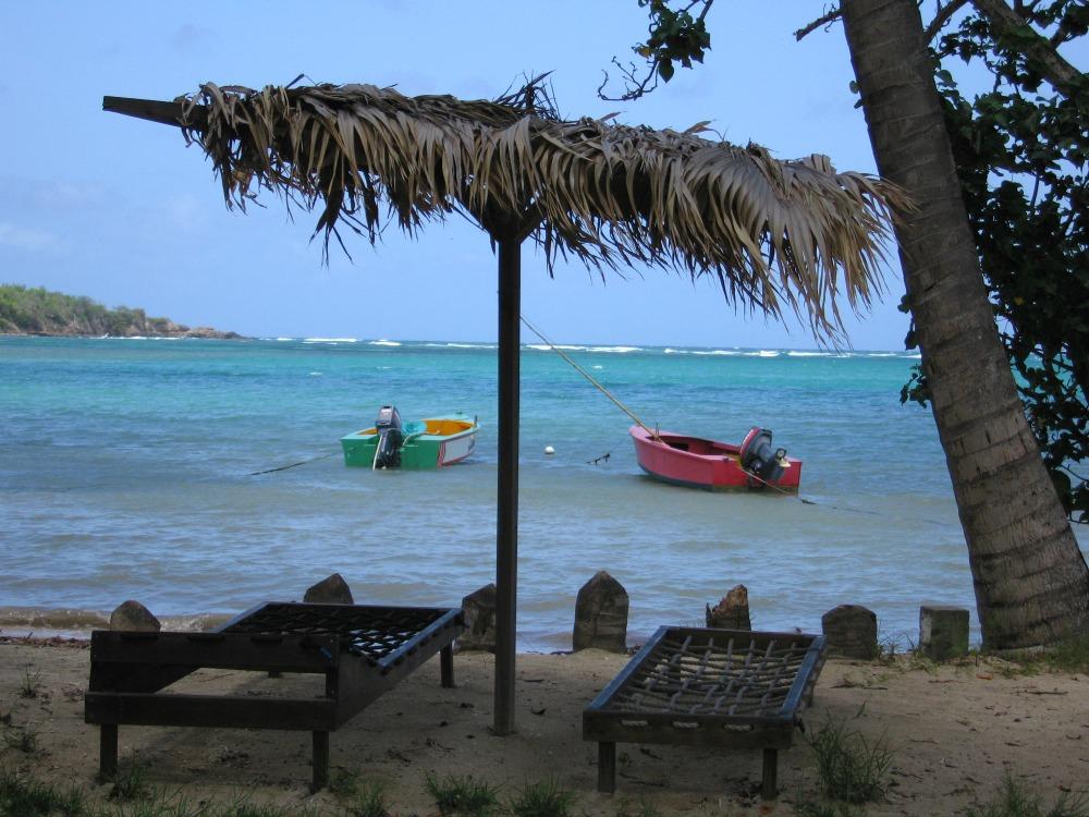 Beach in Grenada