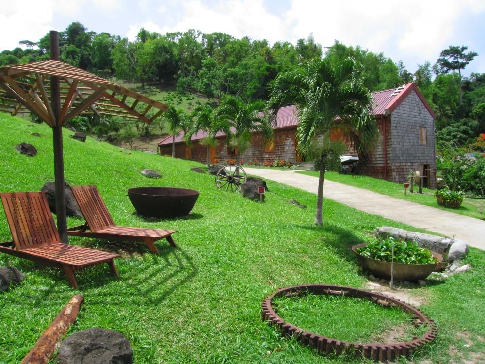 Belmont Estate Chocolate Plantation
