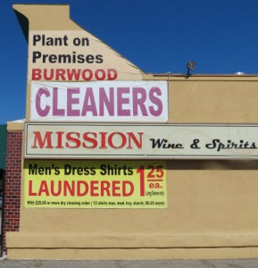 Mission Wine and Spirits