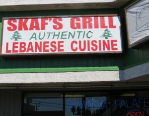 Skafs Grill
