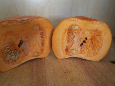 Pumpkin Split