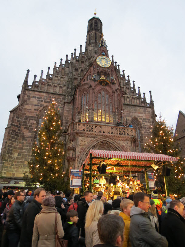 Nurnberg Christmas Market - Germany Travel Photo Gallery