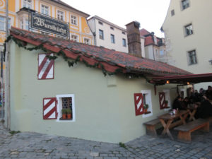 Regensburg Sausage Stand