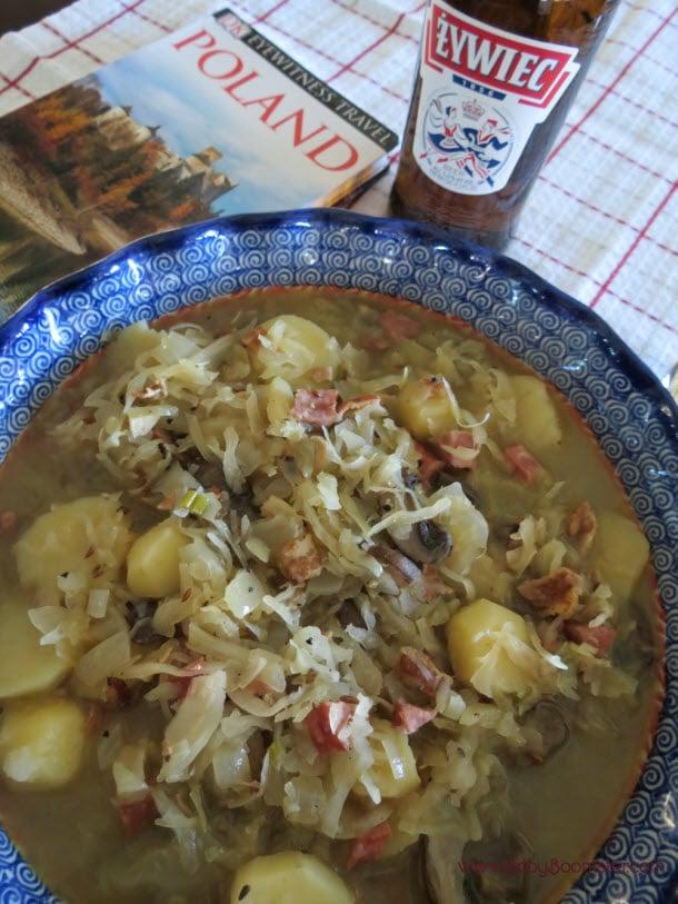 Polish Sauerkraut Soup