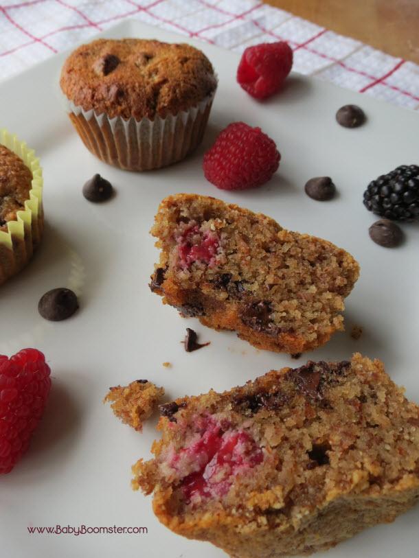 Baby Boomer Women   Longevity Recipe   No Flour Muffin