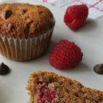 Baby Boomer Women | Longevity Recipe | No Flour Muffin with Chocolate and Berries