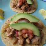 Baby Boomer Recipes | Mexican Fish Tacos