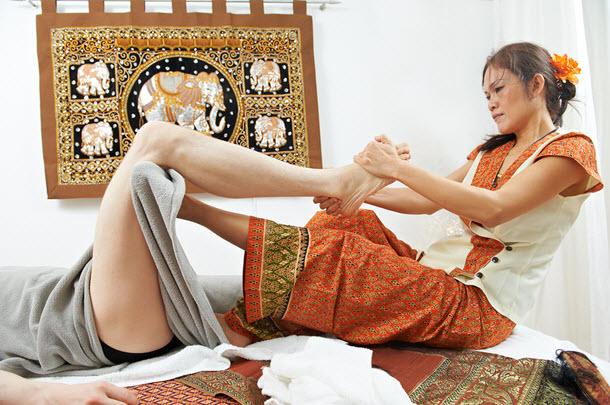 Traditional Asian Massage