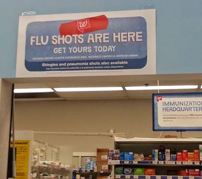Get Your Flu Shot at Walgreens #collectivebias #shop