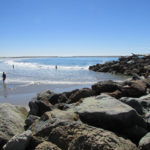 Beach and Rocks - Ventura