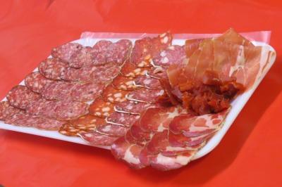 Antica Norcineria Viola Meat Store Campo Di Fiore