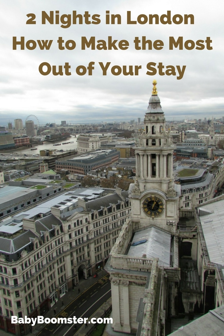 Things to do in London when you have a short stay. Make the most of your vacation and see as much as you can without breaking a sweat.