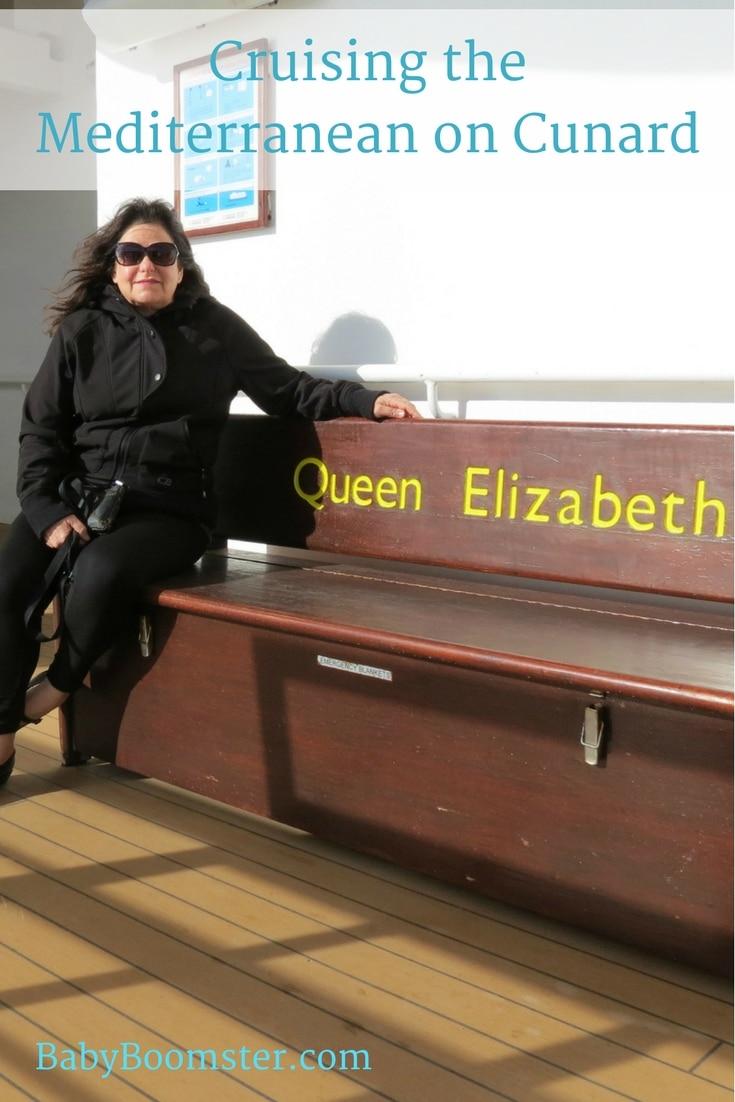 Baby Boomer Travel   Cruising   Cunard Queen Elizabeth