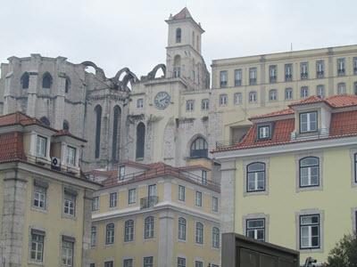 Lisbon Portugal Hill