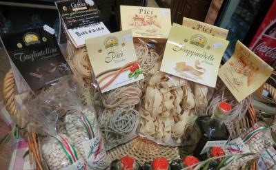 Siena Pasta Italy