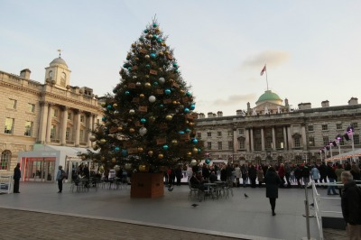 Somerset House Winter London