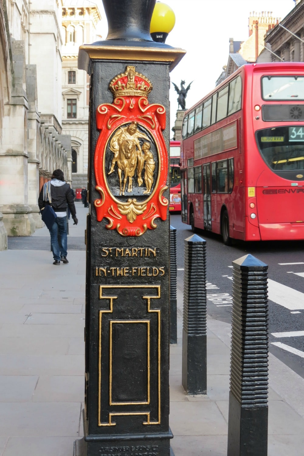 Baby Boomer Travel | England | St Martin in the Fields