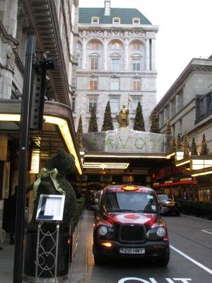 The Savoy Theatre London