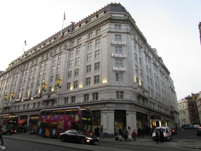 The Strand Palace London