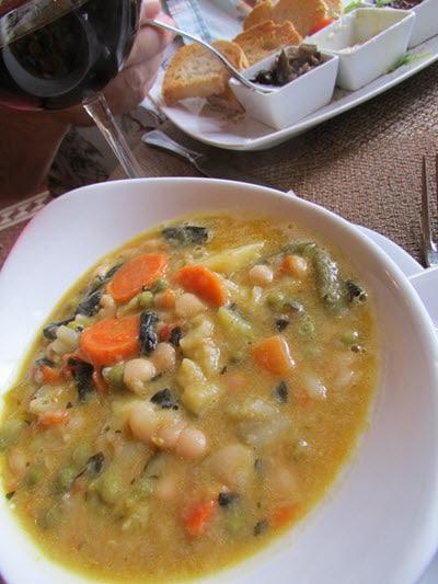 Tuscan Soup Montepulciano