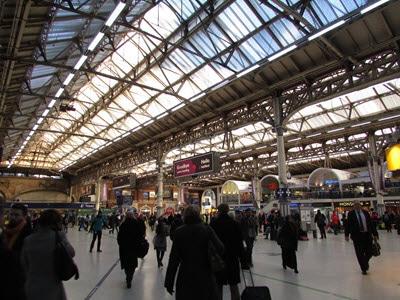 Baby Boomer Travel | London | Victoria Station