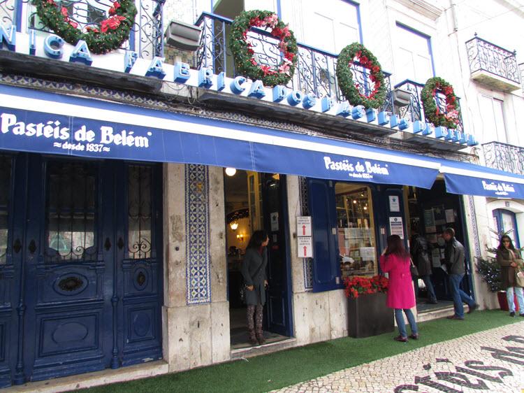 Portugal | Pasteis de Belem