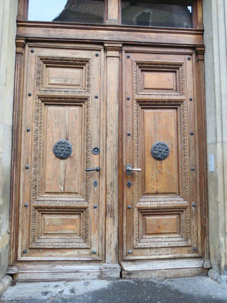 Door in Krakow