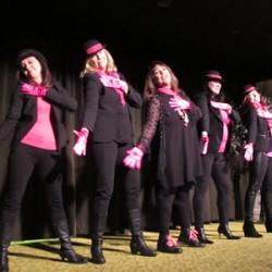 Marilyn Kentz and the Boomerettes