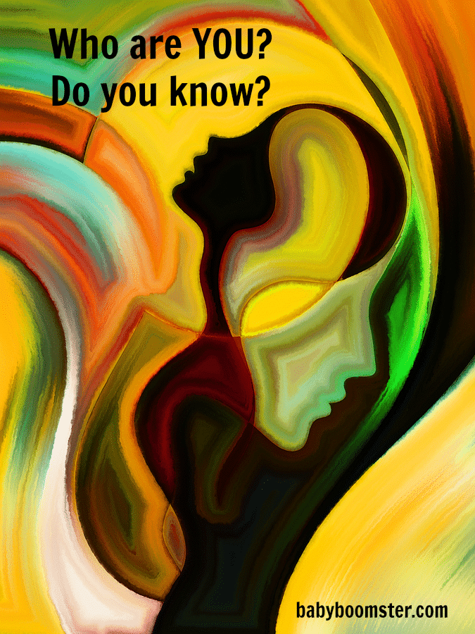 Who are you - Finding your true self