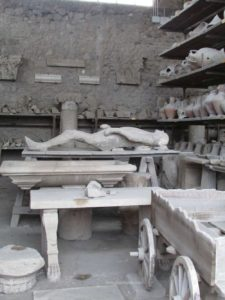 Body in Storage