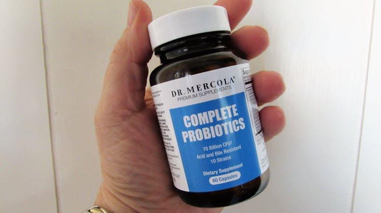 Improve your gut health with probiotics