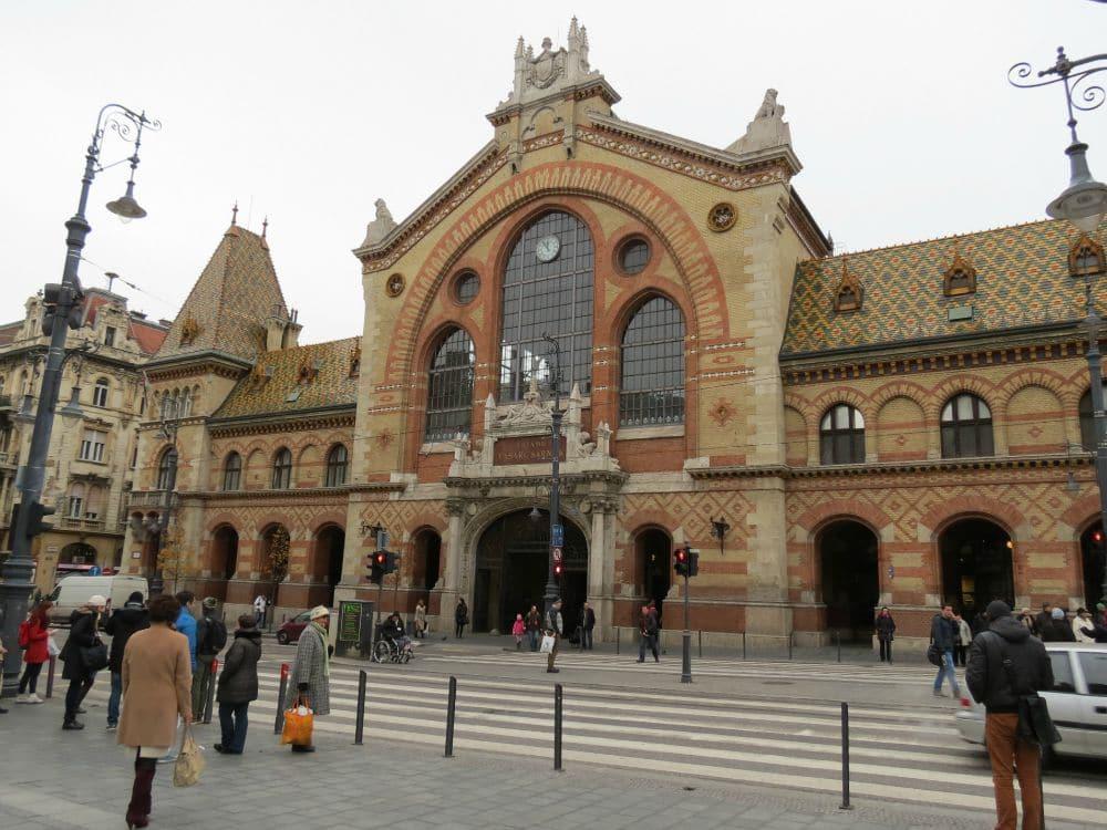 Boomer Travel   Budapest   Great Market Hall