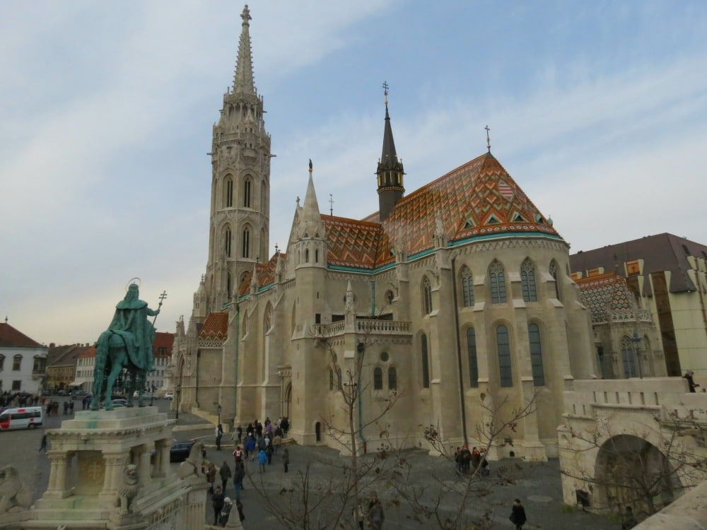 Baby Boomer Travel   Hungary   Matthias Church - Old Town Buda