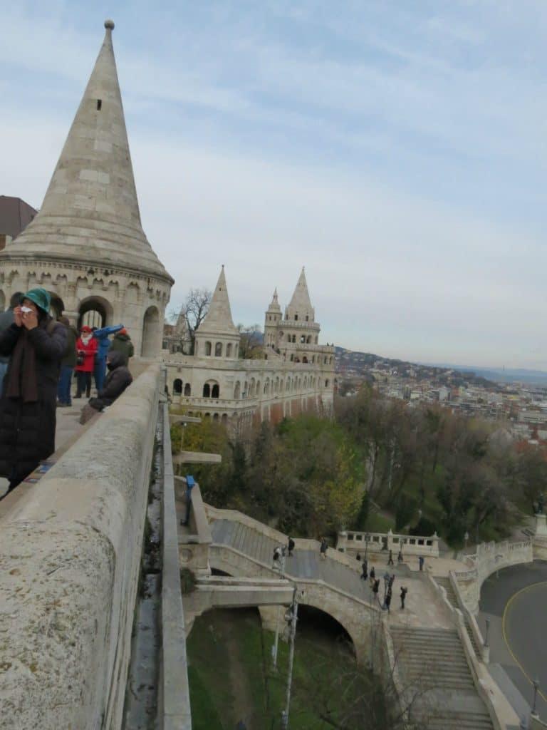 Baby Boomer Travel   Hungary   Fisherman's Bastion - Old Town Buda