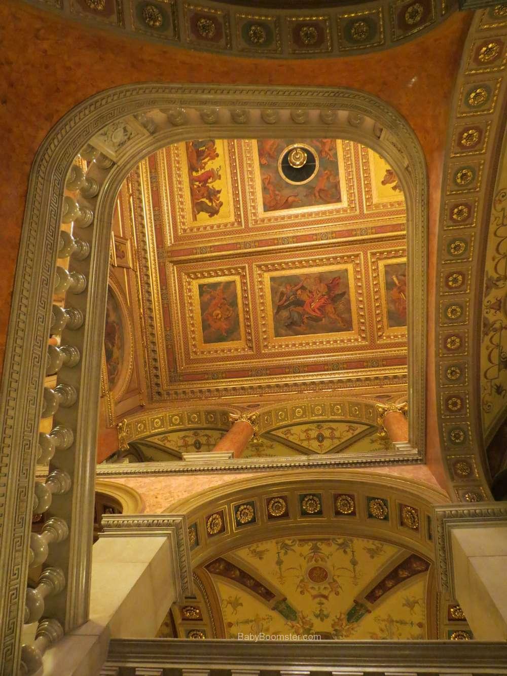 Baby Boomer Travel   Hungary   Hungary State Opera House - Budapest