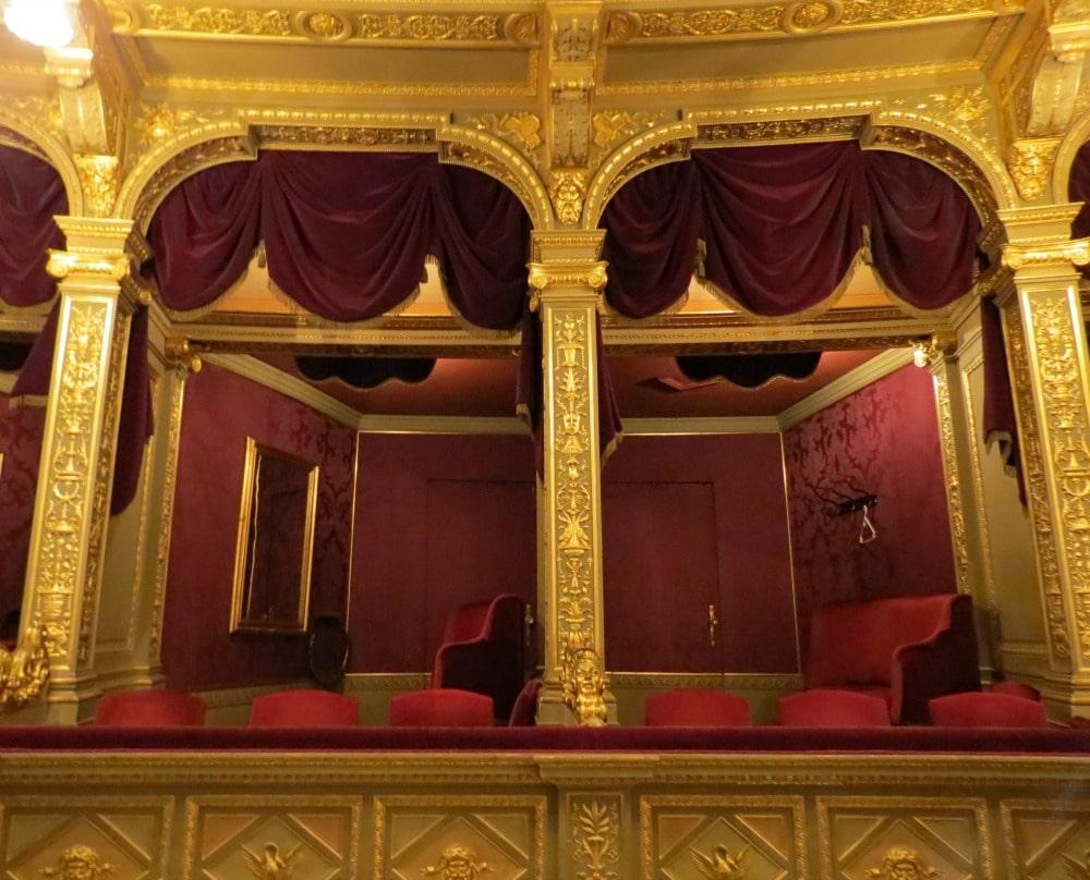 Boomer Travel   Budapest   Hungarian State Opera