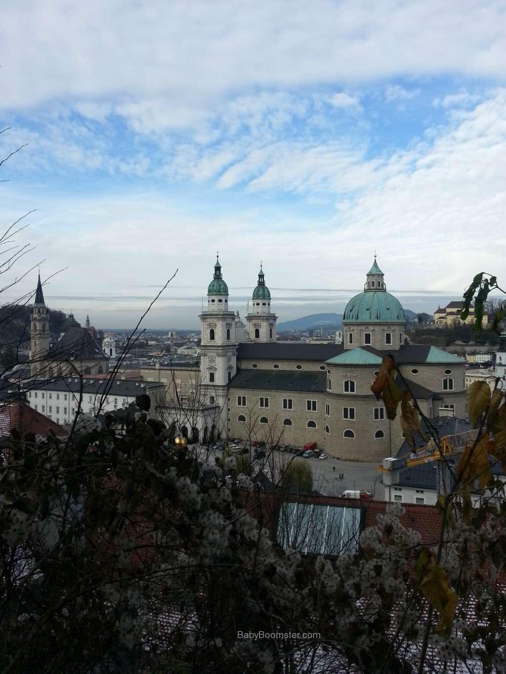 Baby Boomer Travel   Austria   Salzburg View