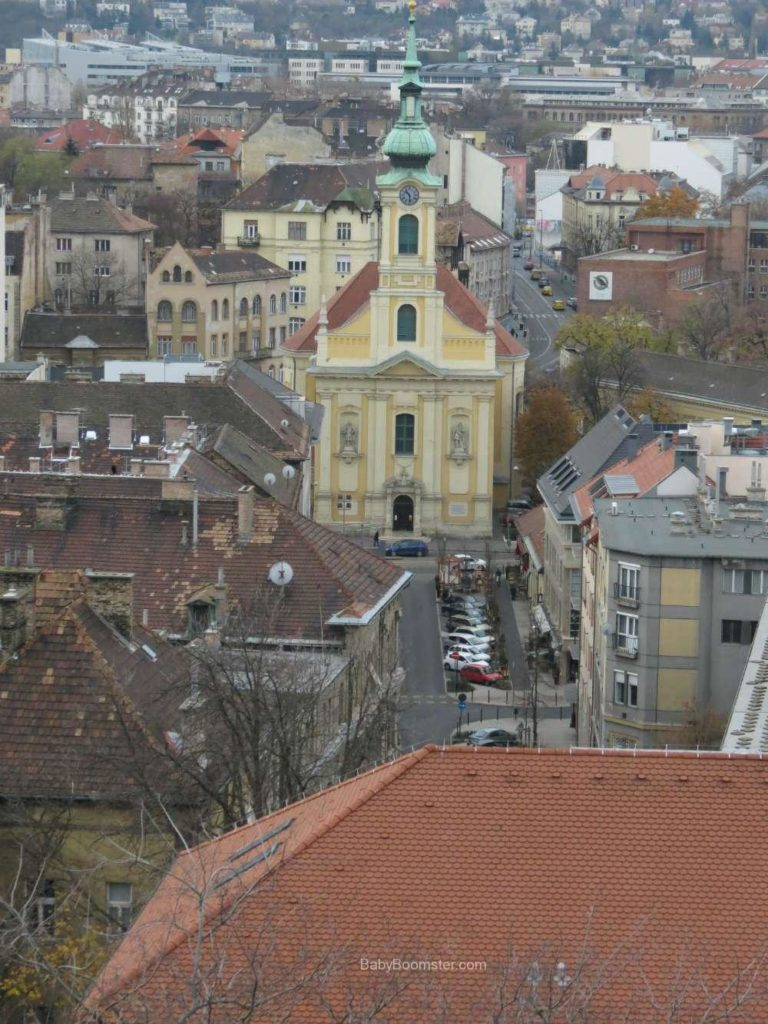 Baby Boomer Travel   Hungary   View of Old Budapest