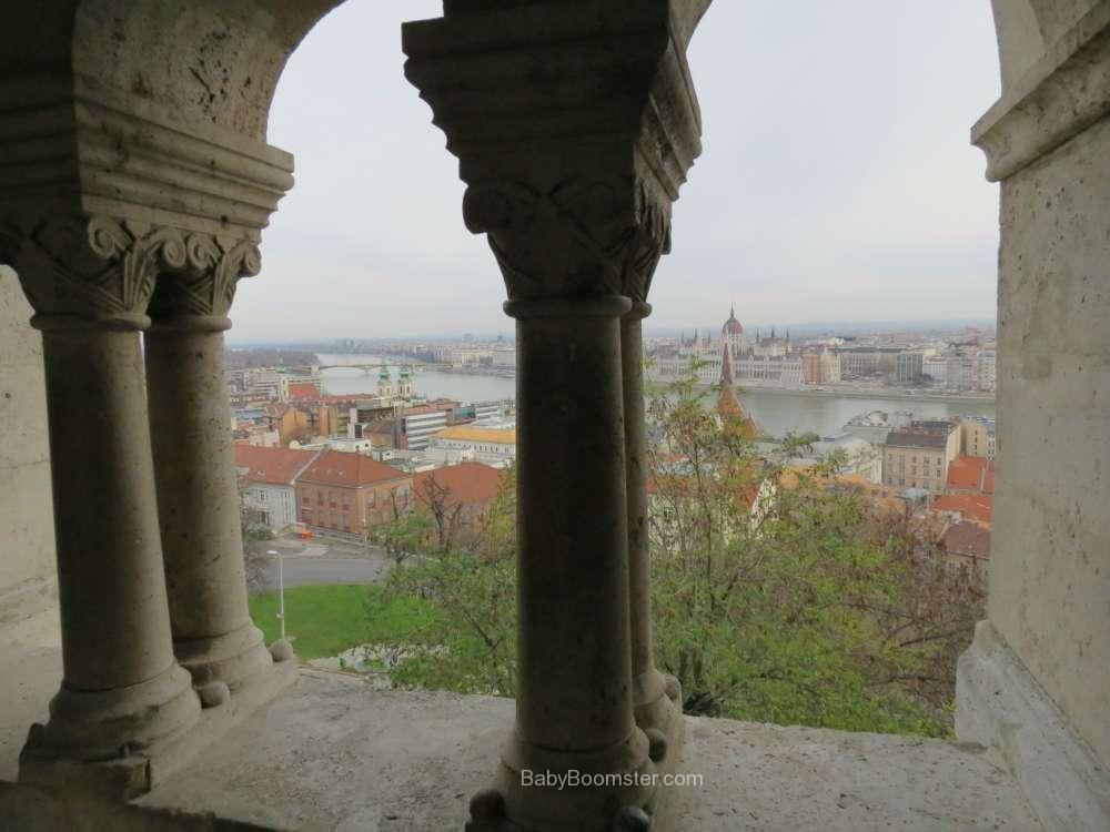 Baby Boomer Travel   Hungary   Fisherman's Bastion - Budapest