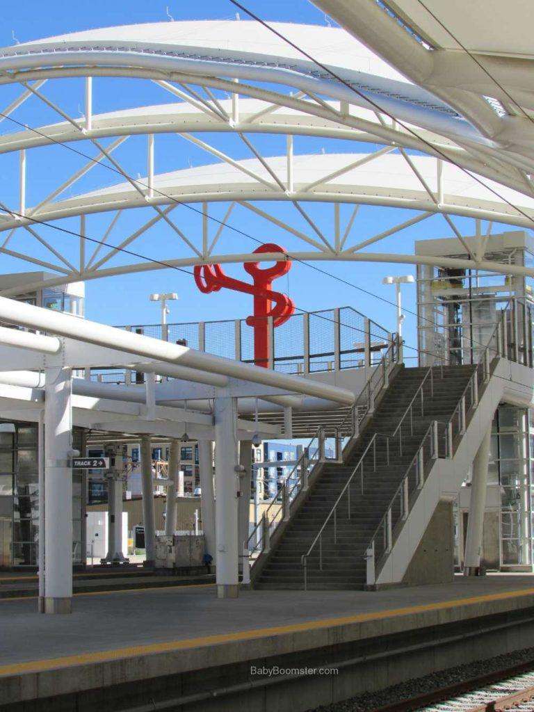 Denver Union Station Track