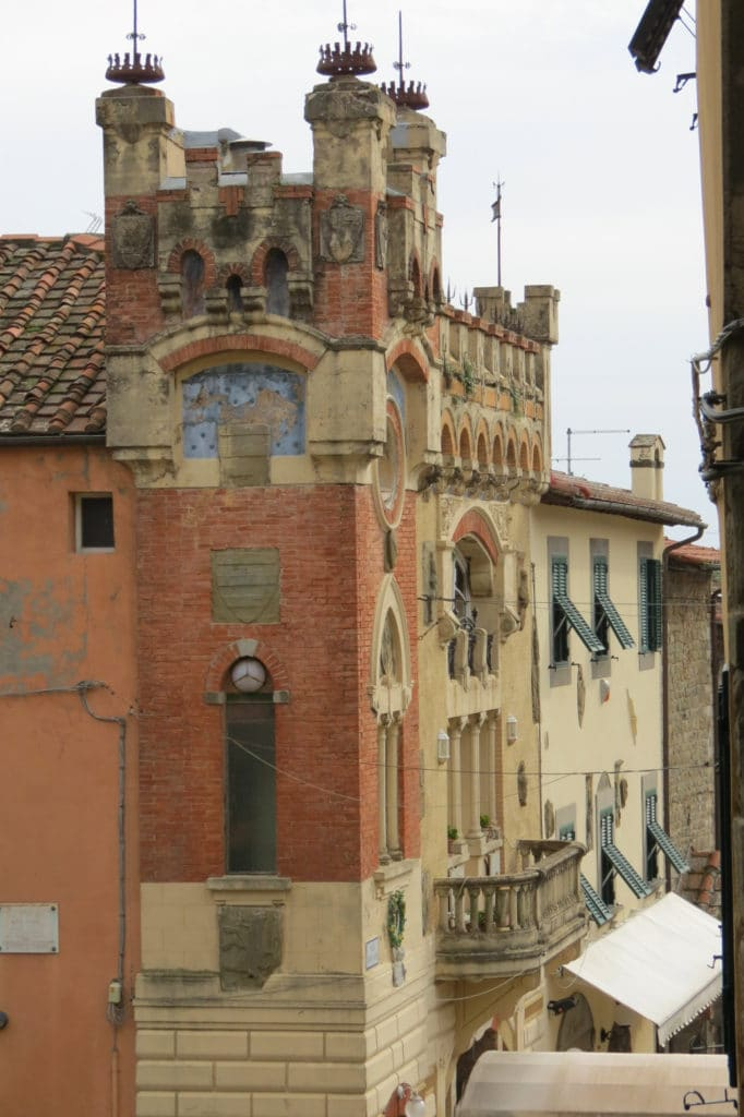 Le Maschere Restaurant in Montecatini Alto - Tuscany Italy