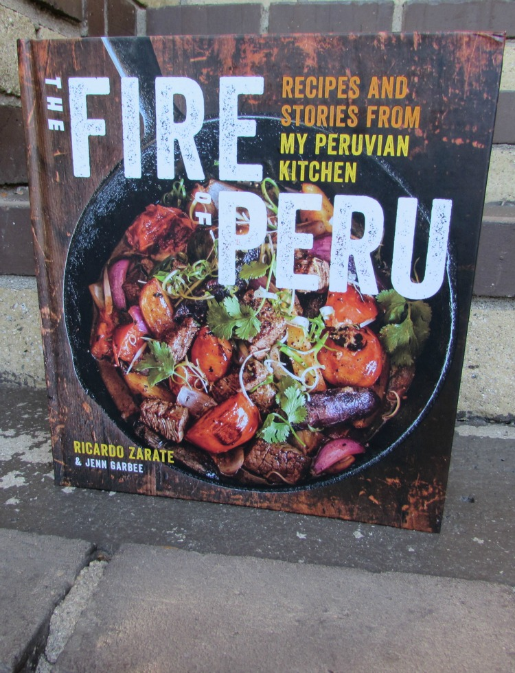The Fire of Peru by Ricardo Zarate and Jenn Garbee