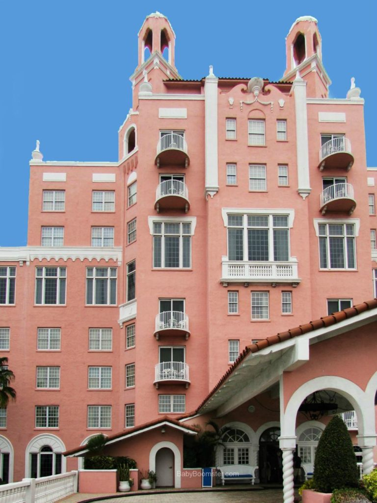 Don CeSar Hotel at St. Pete's Beach
