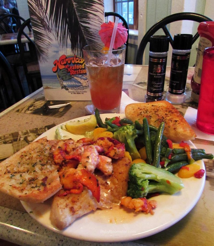 Grouper at The Hurricane