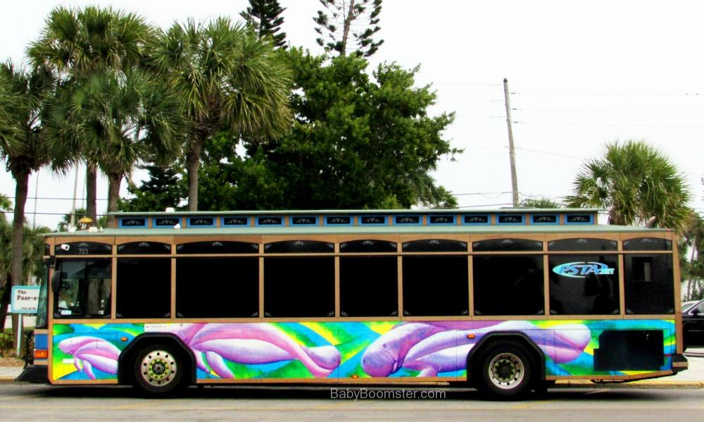Suncoast Trolley - Pass-a-Grille